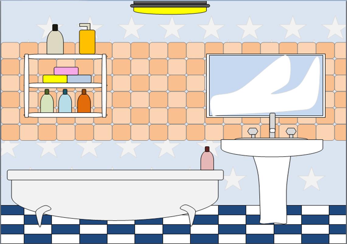 Bathroom 2 Free Images At Clker Com Vector Clip Art Online