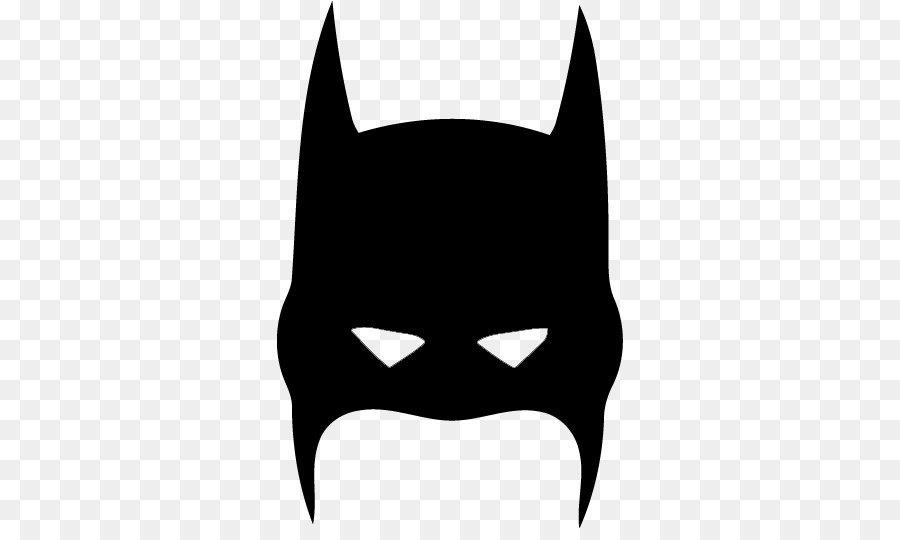Batman Clip art - Batman Mask Png Image