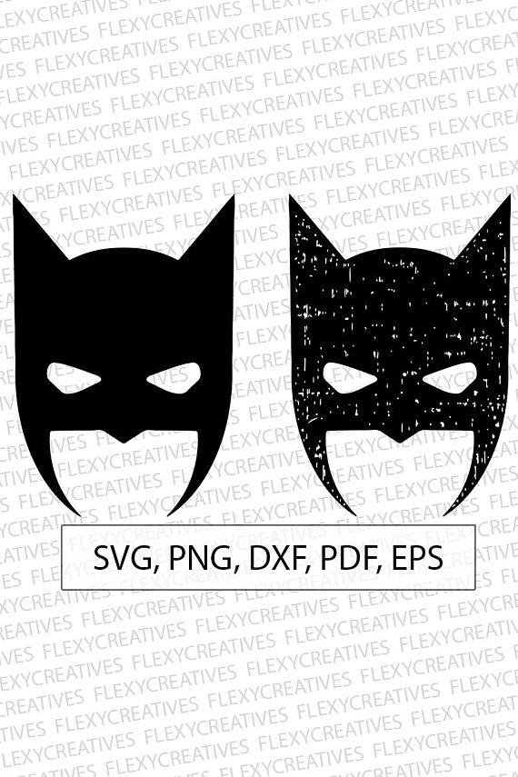 Batman SVG Grunge Batman mask svg Vector, Clipart, Cut File, distressed,  Batman Cricut svg, Batman png, DXF, pdf, EPS FlexyCreatives #vc-64