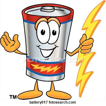 Battery Clipart Battery Clipart