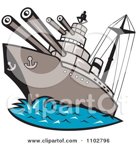 Battleship Clip Art-Battleship Clip Art-11