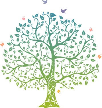picture relating to Tree of Life Printable known as 96+ Tree Of Lifetime Clip Artwork ClipartLook