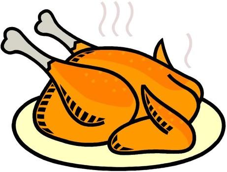 Bbq chicken clipart free .