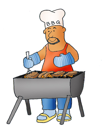 Bbq clipart free clipart image-Bbq clipart free clipart image-13