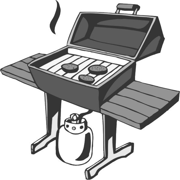 Bbq grill clipart free 2 - Clip Art Bbq