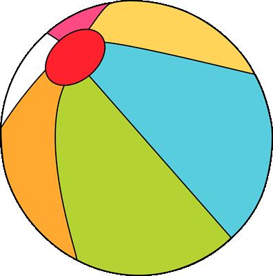 Beach Ball - Beachball Clipart