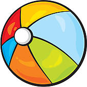 Beach ball · beach ball