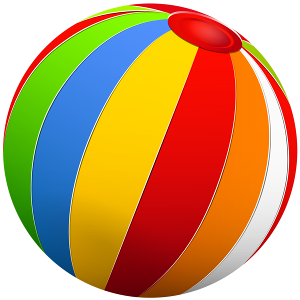 Beach Ball PNG Clip Art Image | Transparentes Sommer | Pinterest | Beach  ball, Art images and Clip art