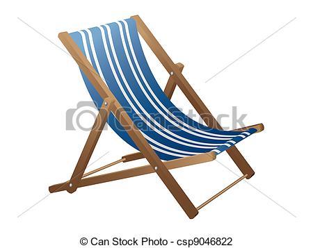 Beach Chair Clip Artby ...-Beach chair Clip Artby ...-3