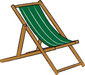 Beach Chair Clipart Image Simple Beach C-Beach Chair Clipart Image Simple Beach Chair-5