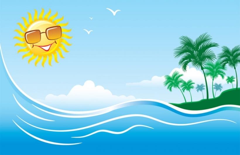 Beach Clip Art Clipart Image 1414 Intend-beach clip art clipart image 1414 intended for summer beach background clipart summer beach background clipart-5