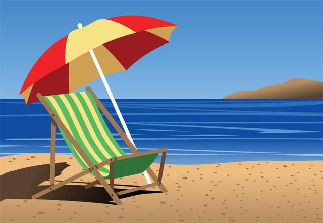 Beach Clipart Free Clipart .-Beach clipart free clipart .-7