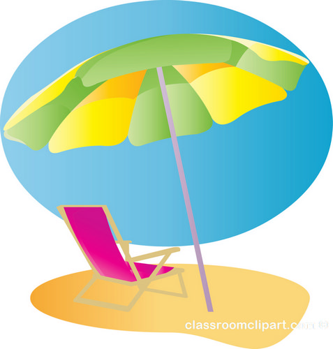 Beach Umbrella Clip Art Cliparts Co