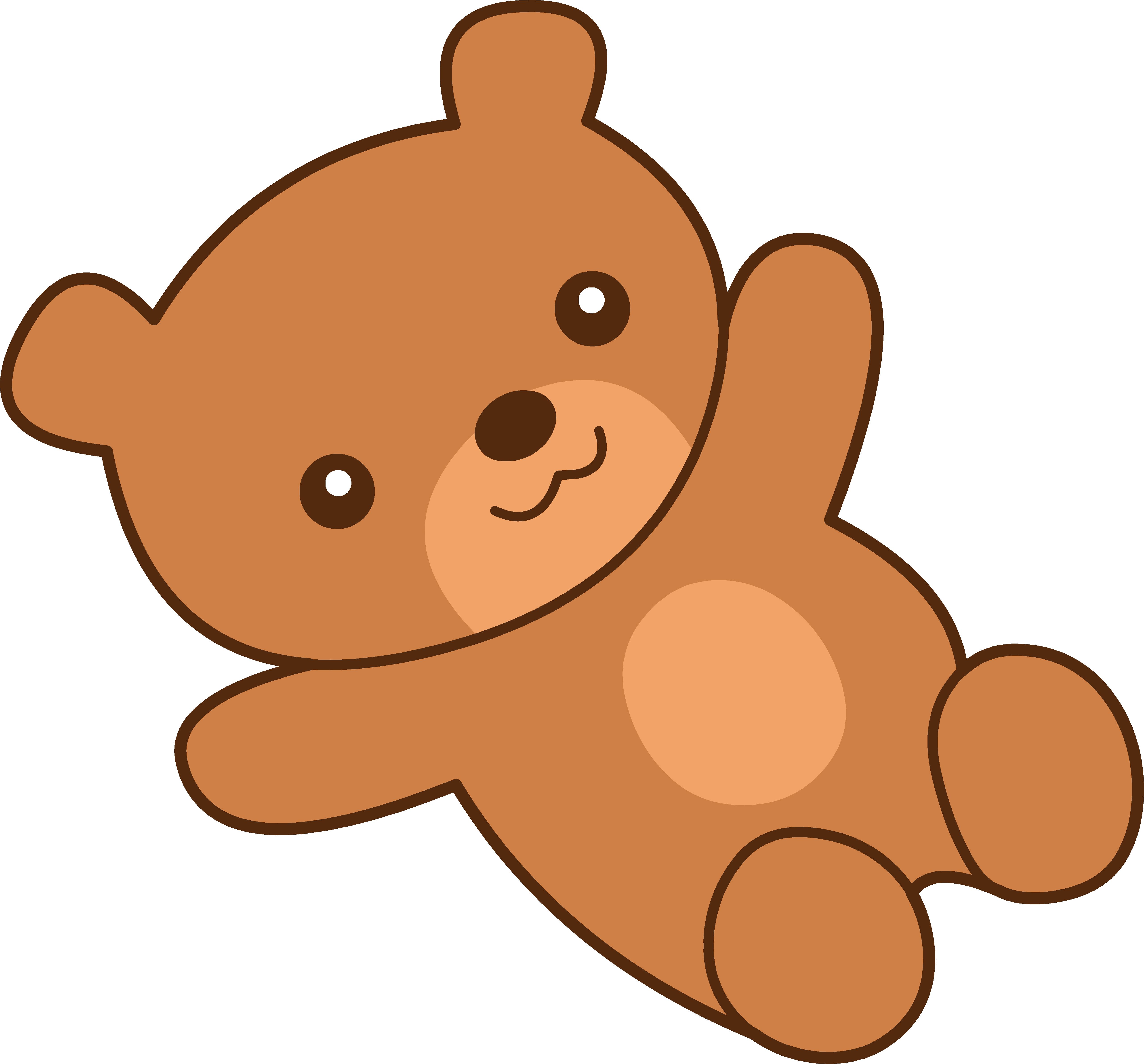Bear Clip Art - Teddy Bears Clipart