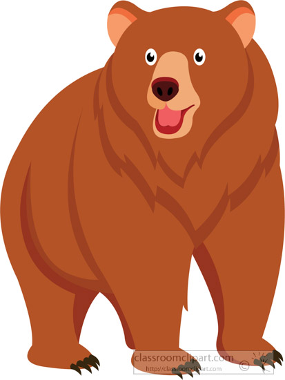Bear Clipart. Size: 89 Kb-bear clipart. Size: 89 Kb-6