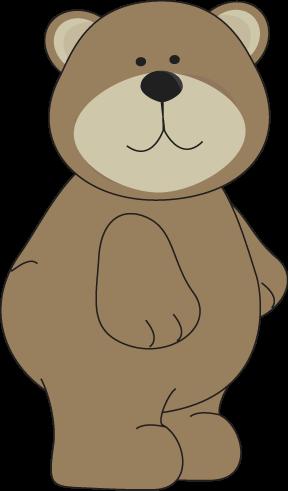 Brown Bear Standing Up-Brown Bear Standing Up-9