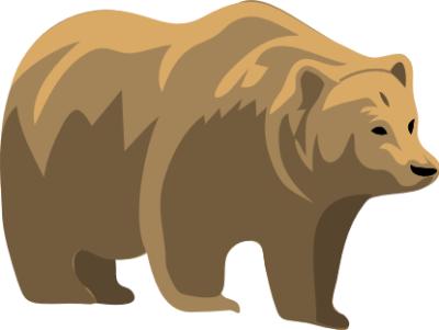 Free Grizzly Bear Clipart-Free Grizzly Bear Clipart-14