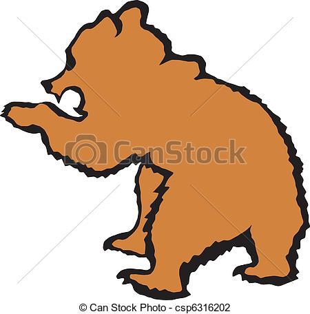 bear cub Clip Artby ...