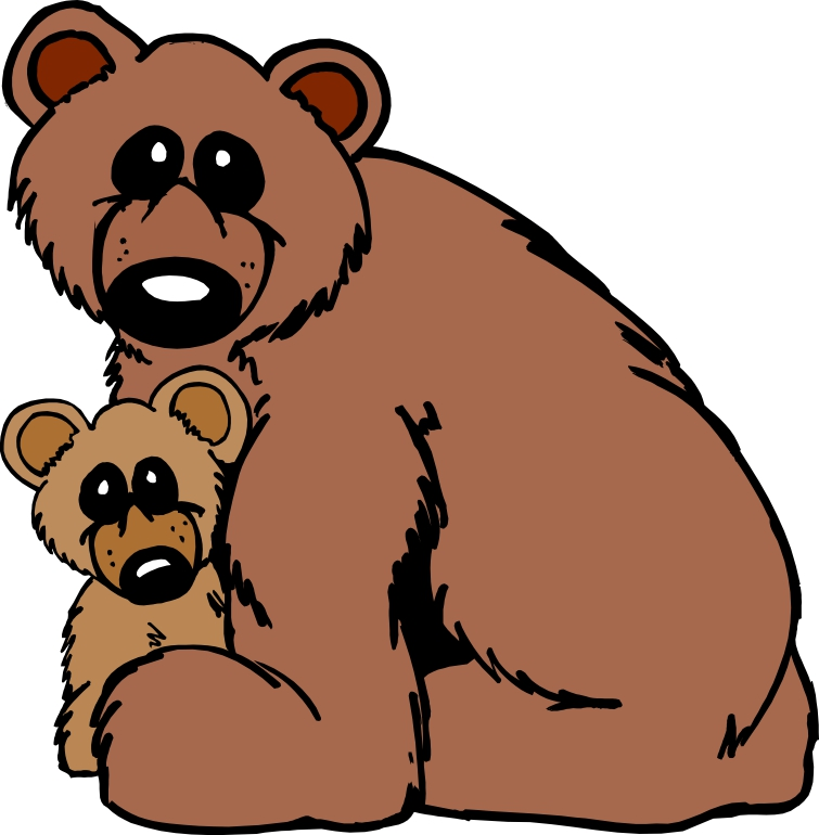 Bear Cub Clipart. Cartoon Bears Images Im
