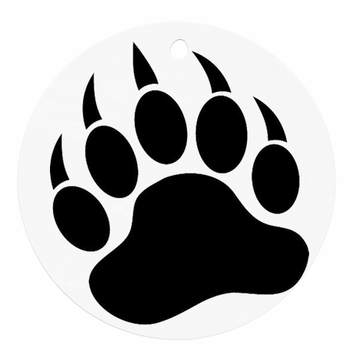 Bear Paw Art Clipart Best-Bear Paw Art Clipart Best-1