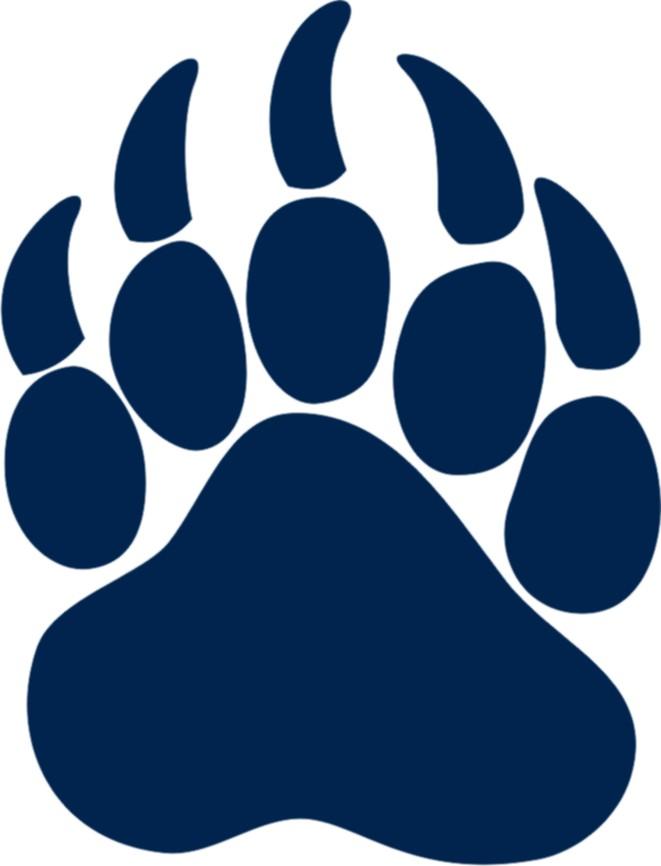 Bear Paw Logo Car Interior Design