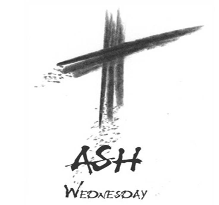 Beautiful Ash Wednesday Clipart Picture