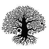 Beautiful Vintage Hand Drawn Tree Of Lif-Beautiful vintage hand drawn tree of life-3