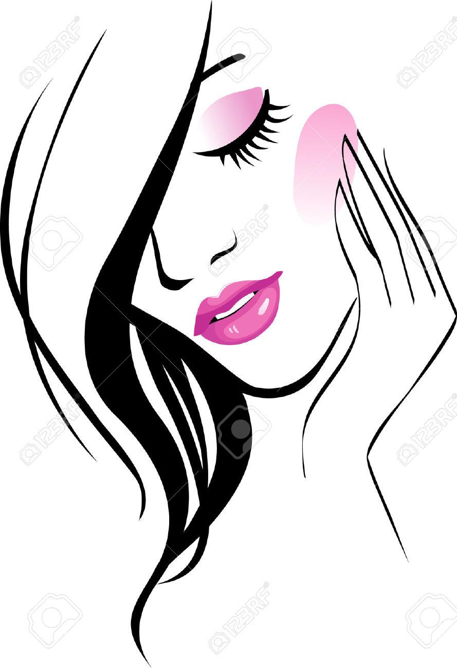beauty clipart-beauty clipart-1