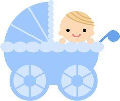 Bebê (Menino e Menina) - Minus. Boy ClipartMinus ...