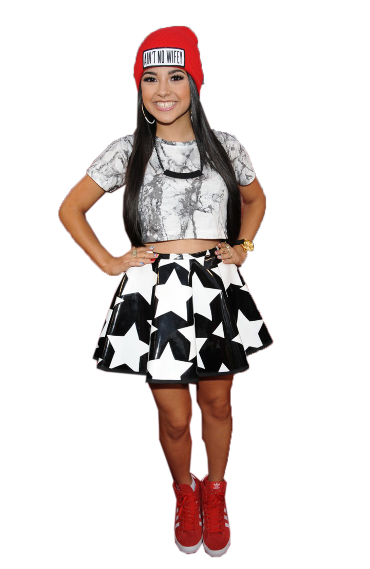 Becky G PNG Image