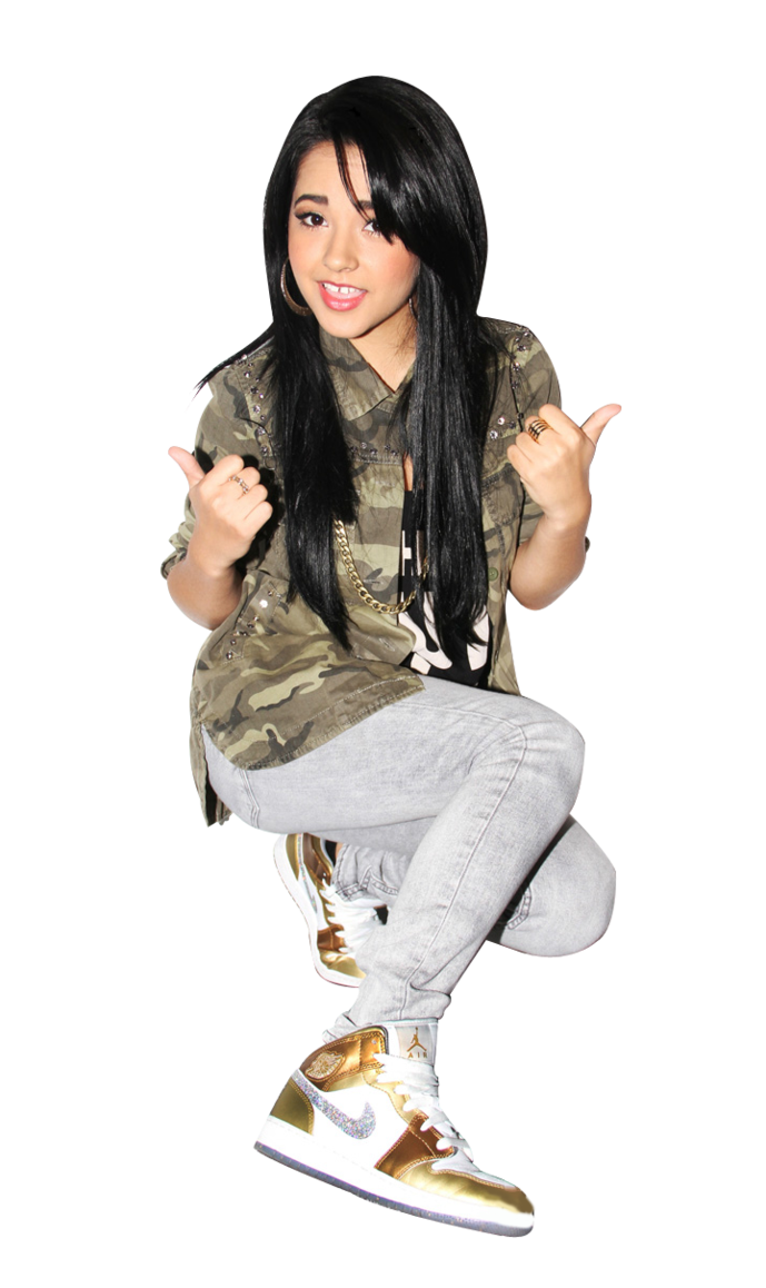 Becky G PNG Pic