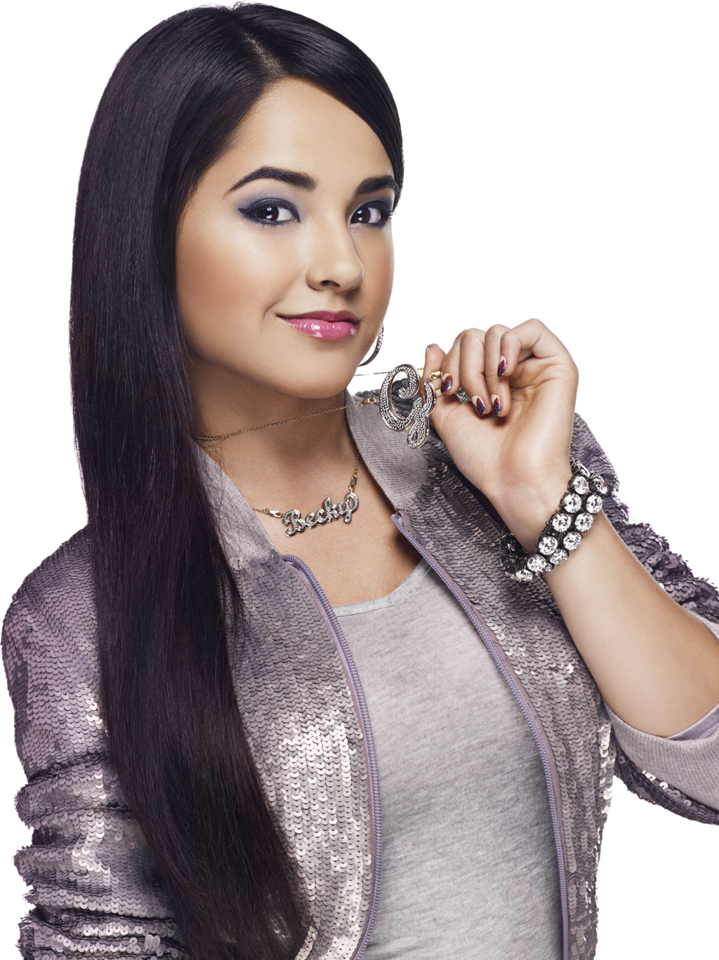 Becky G Transparent Background