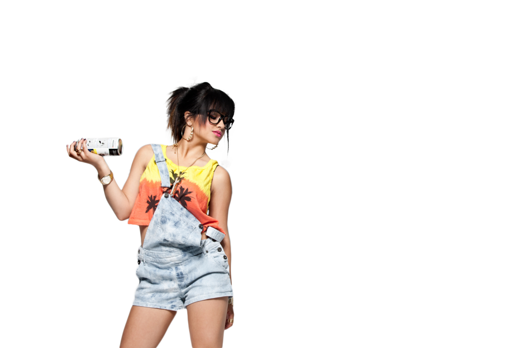PNG - Becky G by Andie-Mikaelson ClipartLook.com