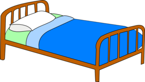 bed clipart-bed clipart-7