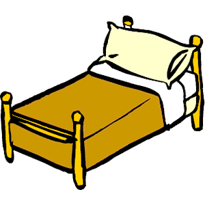 Bed Clipart | Bed 1 Clipart, Cliparts Of-bed clipart | Bed 1 clipart, cliparts of Bed 1 free download (wmf,-4
