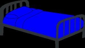 Bed Red Clip Art At Vector Clip Art Clip-Bed red clip art at vector clip art clipartbold 2-9
