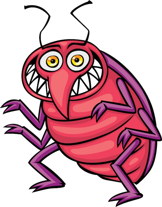 Clipart Bugs