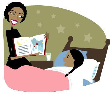 bedtime clipart-bedtime clipart-6