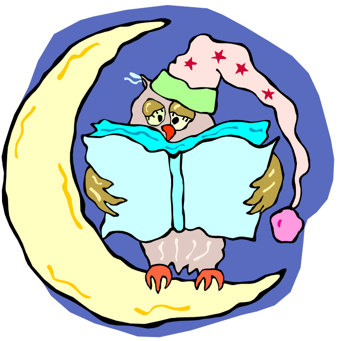 bedtime clipart-bedtime clipart-1