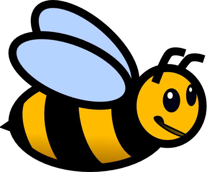 Bee Clip Art-Bee Clip Art-0