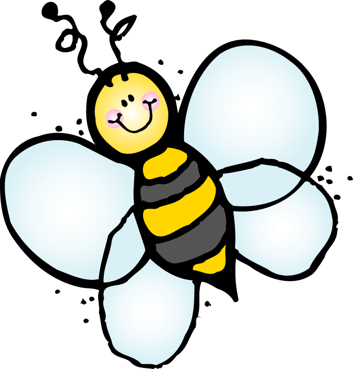 bee clipart-bee clipart-11