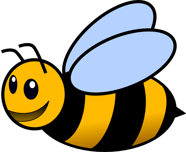 Bee Clipart-Bee Clipart-0