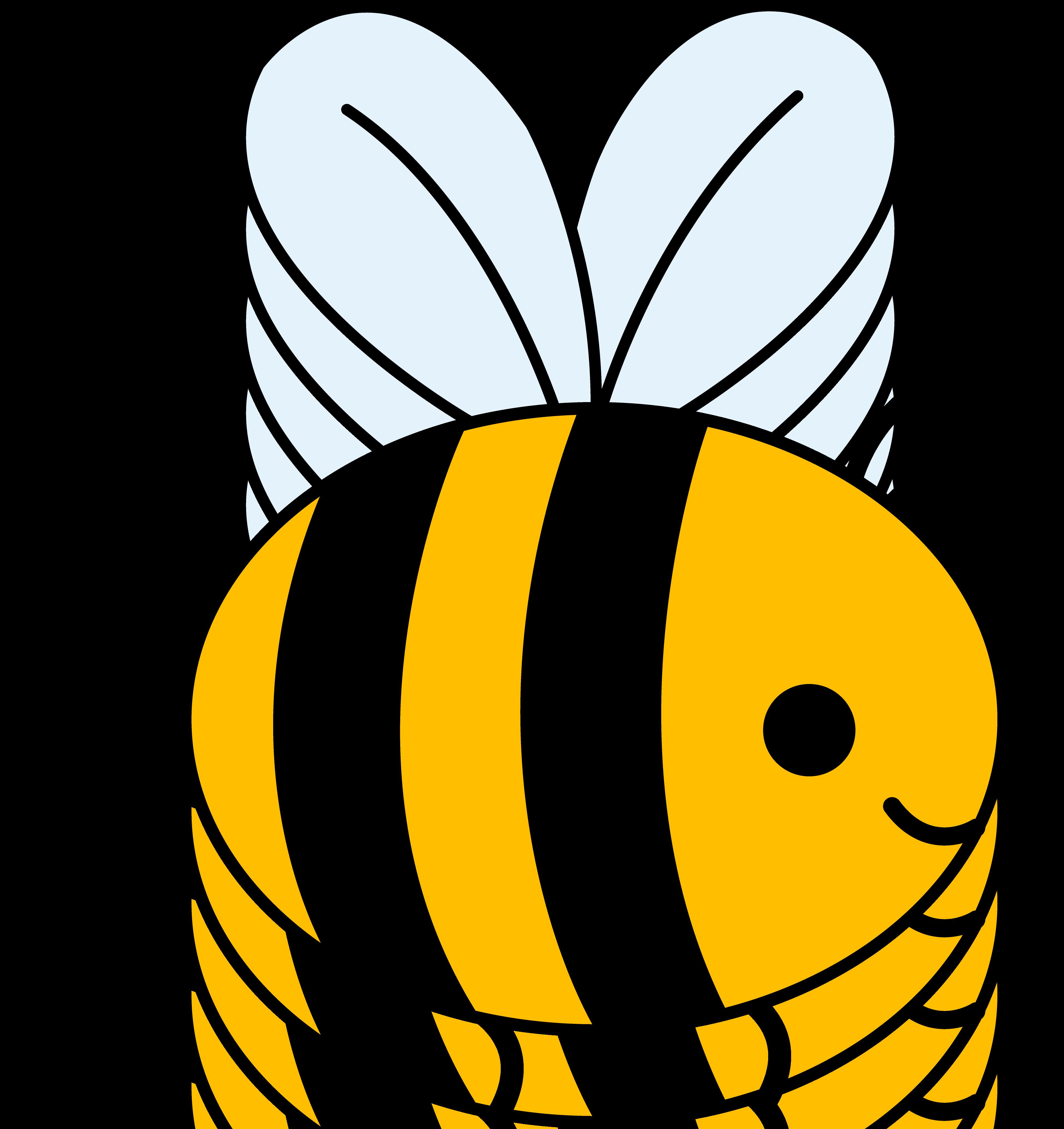 Bee Clip Art-Bee Clip Art-1