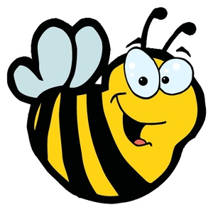 Bee clipart 2 bumble bee clip art free 5 all rights 6 clipartcow