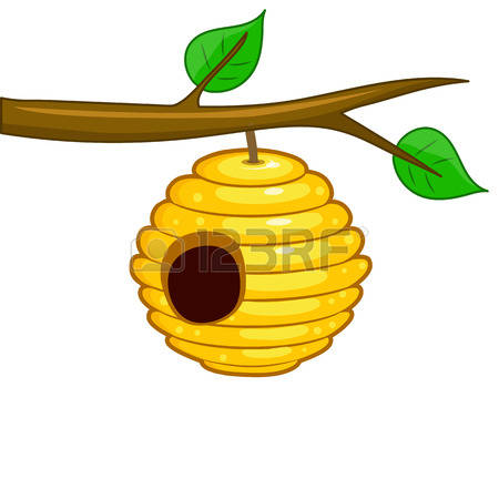 Bee Hive Clipart Free To Use Clip Art Re-Bee hive clipart free to use clip art resource art-4