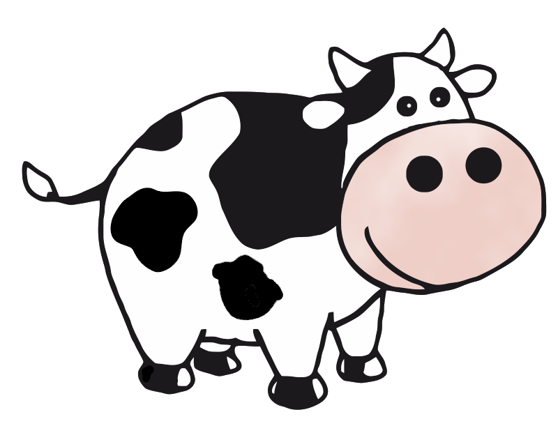 Beef cow clipart free clipart image image