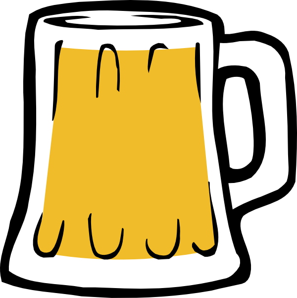 Beer 6 Clip Art