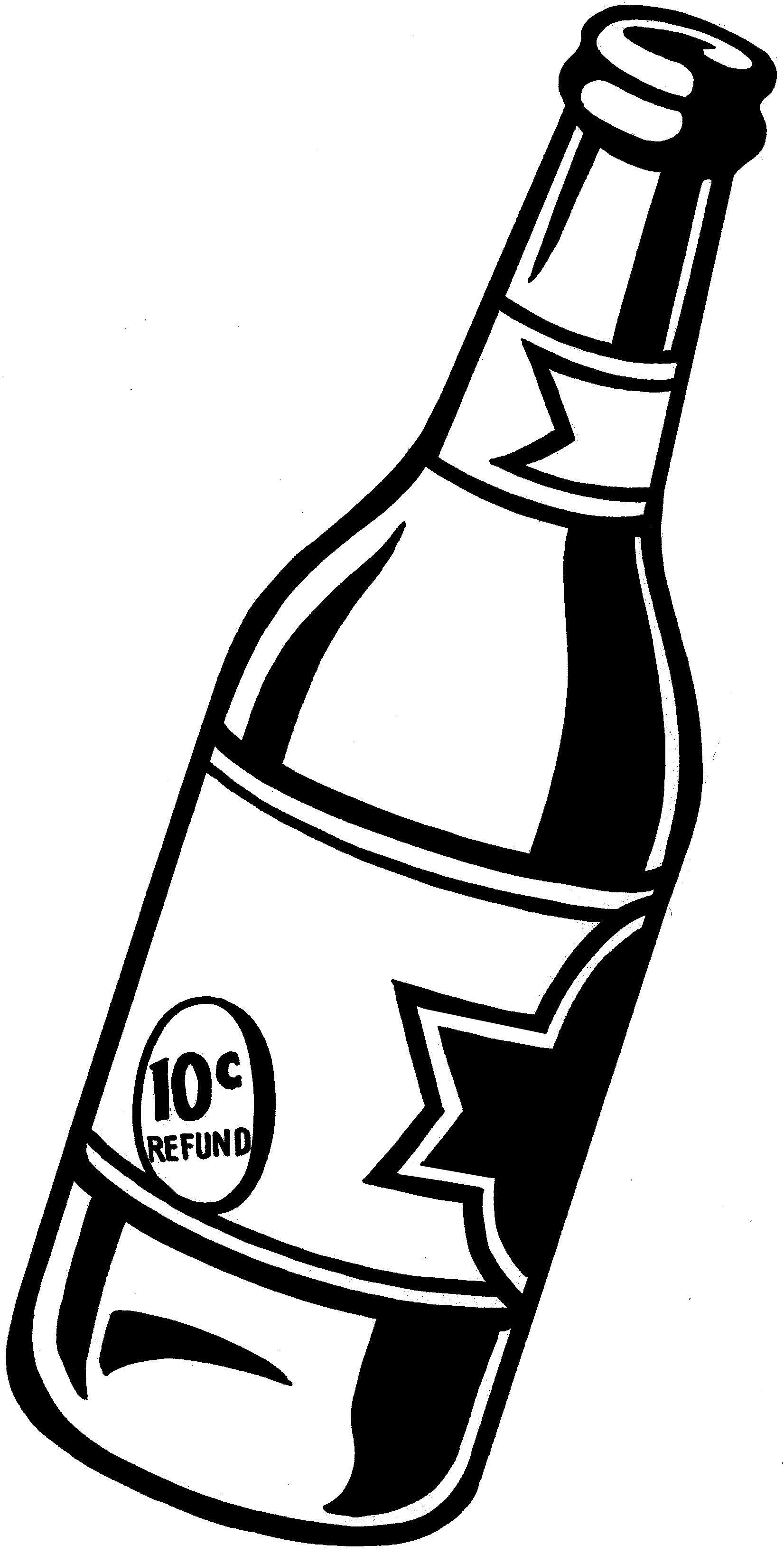 Beer Bottle Outline Clipart Beer Bottle -Beer Bottle Outline Clipart Beer Bottle Drawing Clipart-8