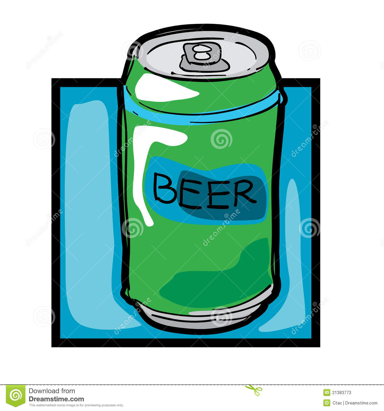 Beer Can Clipart Clip Art Beer Can