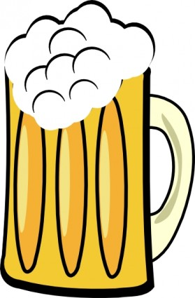 Beer Cheers Clipart